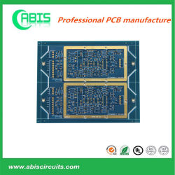 100% E-Test PCB Applied to Cars, Medical Facility, Consumer Electronics