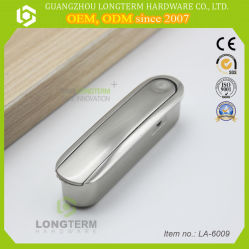 China Hardware Furniture Hidden Door Handle Concealed Door Handle