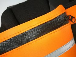 Fashion User-Friendly Neoprene Lycra Sports Gym Running Waist Bag