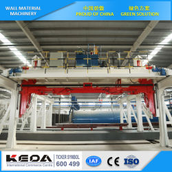 Lime Block AAC Panel Production Line/Independent Hydraulic Control System