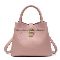 d732ef6085 Wholesale China Leather Bucket Women Bag Handbag of New Models