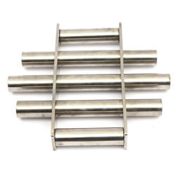 Strong 12000 Gauss Double Layer Grid Separator Magnets Magnetic Manufacturer in China NdFeB Magnet Oil Filter for Sale