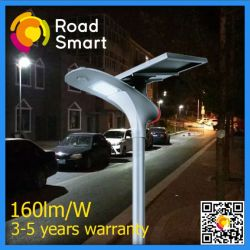 Integrated Solar LED Garden House Park Streetlight with Charge Controller