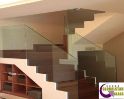10mm Clear Tempered Glass Panel Toughened Glass Window