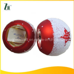 House Decoration Christmas Candleholder with Star