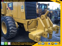 Used Motor Grader/Cat 140g Wheeled Grader/Caterpillar 140g Grader (14G 140G 140H 140K)