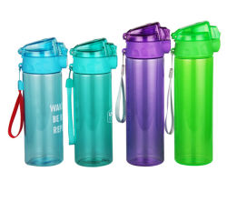 2017 Promotion Gift Plastic Water Bottle (HA09067)