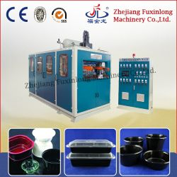 Automatic Servomotor Controlled Plastic Cup Thermoforming Machine (4 Pillar)