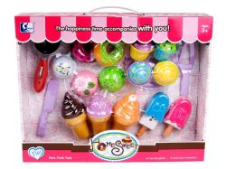 Cute Food of Kitchen Play Set for Kids