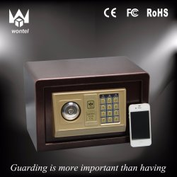 Wholesale Electronic Small Metal Lock Box with Combinationl Code