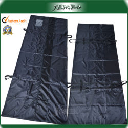 Wholesale Factory 4 Handles Plastic Accident Dead Body Bag