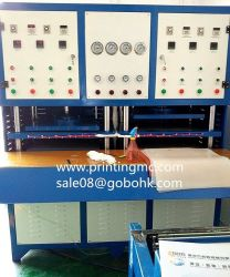 Hot Pressing Kpu Machine Kpu Sport Shoe Upper Making Machine