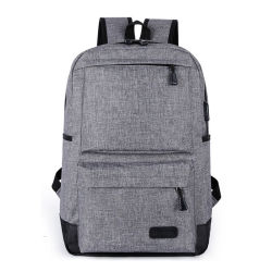 2019 School Backpack Business Laptop School Bag with USB Charger