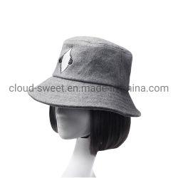 4039d98036f68 2019 Fashion Plain Bucket Hat Fisherman Hat  Fashion Leisure Hat (CST-386