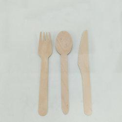 China Birchwood Forks Spoon Knife, Birchwood Forks Spoon