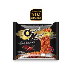 Wholesale Oriental Kitchen Korean Flavour Dried Instant Noodles Food