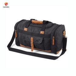 4dd34148b671ba Promotional Fashion Handbag Travel Wholesale Duffel Leisure Canvas Tote Bag