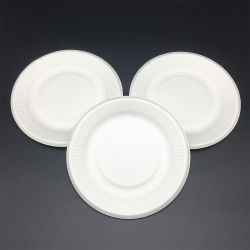 Round Eco Compostable Biodegradable Paper Plates & China Round Paper Plate Round Paper Plate Manufacturers Suppliers ...