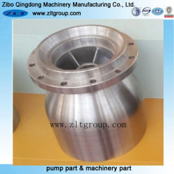 Sand Casting Stainless Steel/Cast Iron Pump Suction Bowls