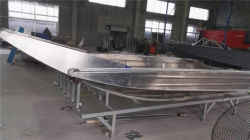 Aluminum Rescue Airboat Hulls/Airboat Hulls