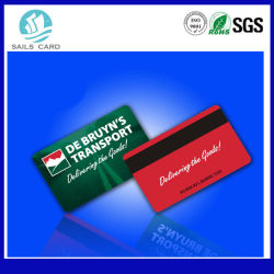 Widely Used 4 Color Offset Printing Palstic Mag Stripe Card