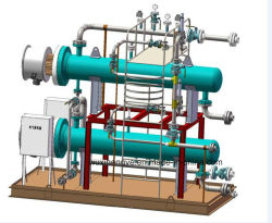 Thermal Oil Electric Heating Package