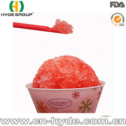 Single Wall Snow Cone Paper Cup for Ice