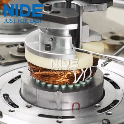 Full Automatic Three Phase Motor Stator Production Line Assmebly Machine