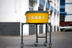 China Manufacturer Plaster Spraying Machine Grout Pump for Indoor Construction