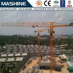XCMG Topless Topkit Hammer Head Luffing Tower Crane Price
