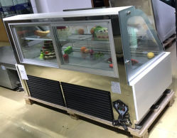 China Factory Commercial Display Cake Refrigerator Showcase Ce Certificate (S880A-M)