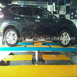 Washing Lift/Hydraulic Single Car Hoist/One Post Car Lift