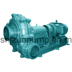 High Efficiency High Head Horizontal Centrifugal Slurry Pump