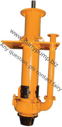 Vertical Centrifugal Submersible Sump Sludge Slurry Pump