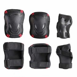 Knee Pads Protectors Sport Knee Support for Skating Skiing Cycling