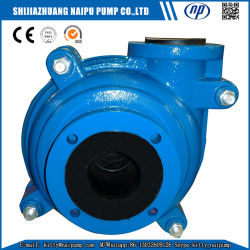 Corrosive Resistant Elastomer Rubber Lined Slurry Pump