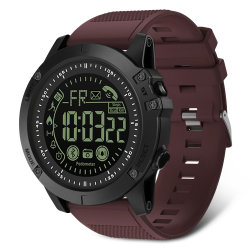 Bluetooth Remote Pedometer Take Photo Ultra-Long Standby Waterproof IP68 Sport Men Wrist Fitness Tracker Wrist Smart Watches