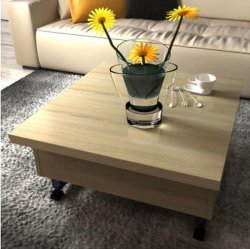 Delicieux Stretching Tea Table Foldable Spave Saving Furniture