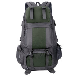 Custom Large Capacity Outdoor Waterproof Hiking Backpack Sport Travel Bag