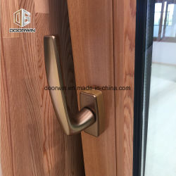 Solid Wood Window Curtain Wall