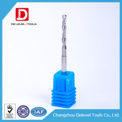 High Precision Customized Tungsten Carbide Twist Drill for Wood Drilling