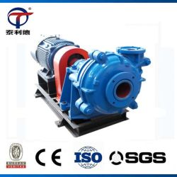 High Chrome Alloy Heavy Duty Horizontal Centrifugal Mining Slurry Sand Suction Pump