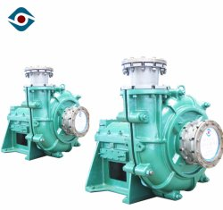 High Capacity Horizontal Centrifugal Slurry Pump Double Casing for Potash Fertilizer
