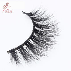 Artificial Wholesale Mink Eyelashes with Wholesale Price