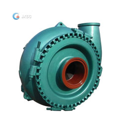 Large Capacity Motor Diesel Engine Driven 8/6 Sand Gravel Slurry Pump