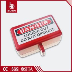 Electrical Plug Lockout ABS Material Plug Cover Lock Bd-D31