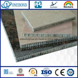 Stone Aluminum Honeycomb Laminated Panel for Wall Cladding