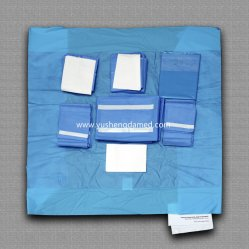 Disposable Sterile Surgical C-Section Pack