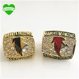 Atlanta Falcons 1998 Championship Ring Sports Jewelry for Gift