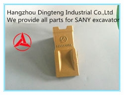 Original and Fast Delivery Sany Excavator Bucket Teeth Sets From Sany China